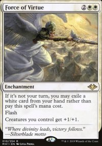 Force of Virtue - Modern Horizons