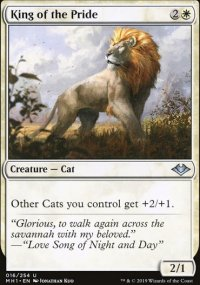 King of the Pride - Modern Horizons