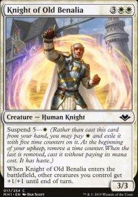 Knight of Old Benalia - Modern Horizons