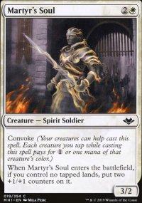 Martyr's Soul - Modern Horizons