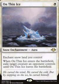 On Thin Ice - Modern Horizons
