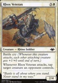 Rhox Veteran - Modern Horizons