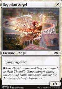 Segovian Angel - Modern Horizons