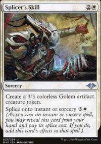 Splicer's Skill - Modern Horizons