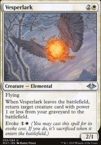Vesperlark - Modern Horizons