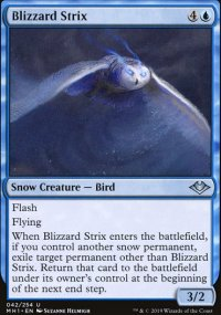 Blizzard Strix - Modern Horizons