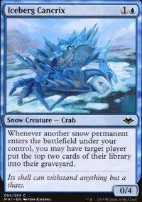 Iceberg Cancrix - Modern Horizons