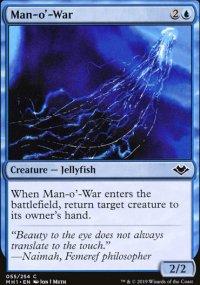 Man-o'-War -