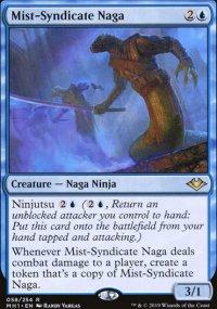 Mist-Syndicate Naga - Modern Horizons