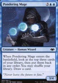 Pondering Mage - Modern Horizons