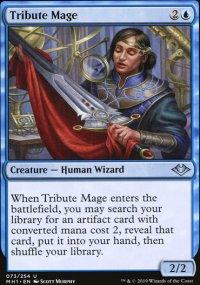 Tribute Mage - Modern Horizons