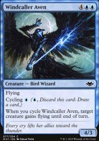 Windcaller Aven - Modern Horizons