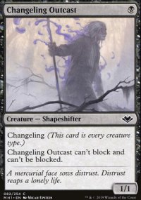 Changeling Outcast - Modern Horizons
