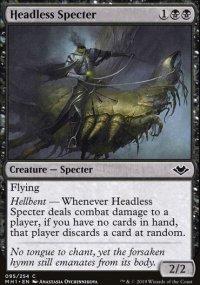 Headless Specter - Modern Horizons