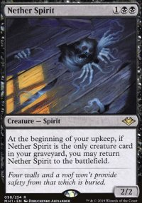 Nether Spirit - Modern Horizons