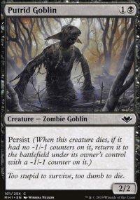 Putrid Goblin - Modern Horizons