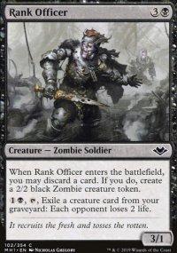Rank Officer - Modern Horizons