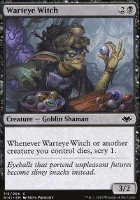 Warteye Witch - Modern Horizons