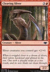 Cleaving Sliver - Modern Horizons