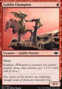 Goblin Champion - Modern Horizons