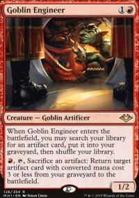 Goblin Engineer - Modern Horizons