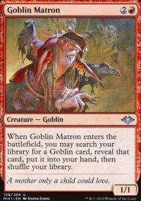 Goblin Matron - Modern Horizons