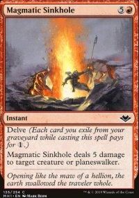 Magmatic Sinkhole - Modern Horizons