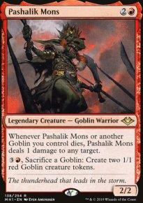 Pashalik Mons - Modern Horizons