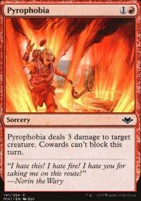 Pyrophobia - Modern Horizons