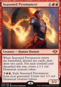 Seasoned Pyromancer - Modern Horizons