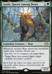 Ayula, Queen Among Bears - Modern Horizons