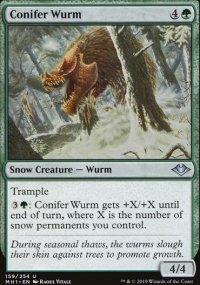 Conifer Wurm - Modern Horizons