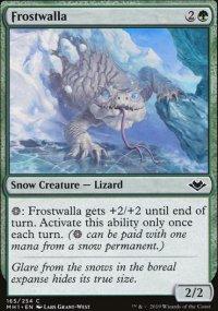 Frostwalla - Modern Horizons