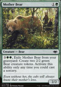 Mother Bear - Modern Horizons