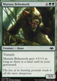 Murasa Behemoth - Modern Horizons