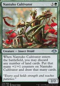 Nantuko Cultivator - Modern Horizons