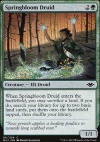 Springbloom Druid - Modern Horizons