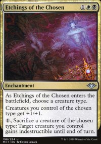 Etchings of the Chosen - Modern Horizons