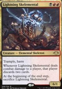 Lightning Skelemental - Modern Horizons