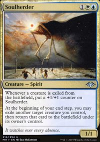 Soulherder - Modern Horizons