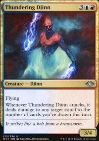Thundering Djinn - Modern Horizons
