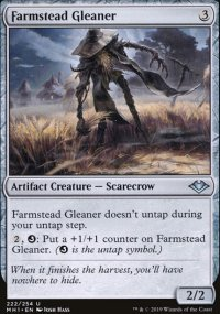 Farmstead Gleaner - Modern Horizons