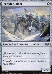 Icehide Golem - Modern Horizons