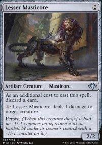 Lesser Masticore - Modern Horizons