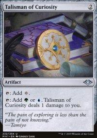 Talisman of Curiosity - Modern Horizons