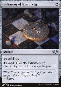 Talisman of Hierarchy - Modern Horizons