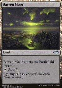 Barren Moor - Modern Horizons
