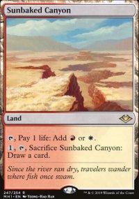 Sunbaked Canyon - Modern Horizons
