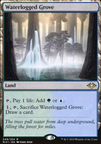 Waterlogged Grove - Modern Horizons