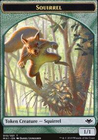 Squirrel - Modern Horizons